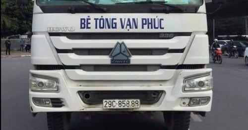Hà Nội: Danh tính 2 phụ nữ tử vong sau va chạm xe bồn ở đường Phạm Hùng