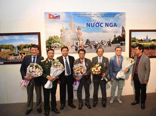 'Nơi ấy nước Nga' – ghi sử bằng hình ảnh về tình hữu nghị Việt Nam – Nga