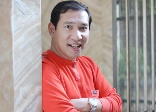 Đầu quân cho Nhà hát kịch Hà Nội, danh hài Quang Thắng lần đầu có màn chào khán giả Thủ đô