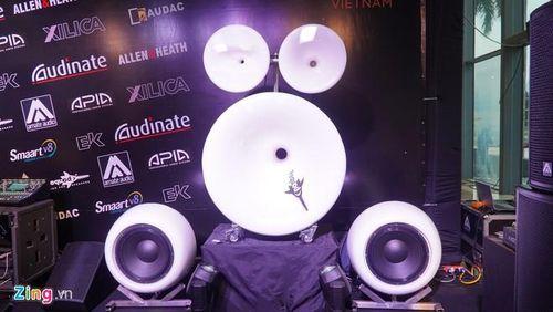 60 thương hiệu thiết bị biểu diễn chuyên nghiệp quy tụ tại Hà Nội