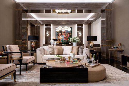 Không gian nội thất 'Super Luxury' trị giá nửa triệu đô la chuẩn thượng lưu duy nhất tại Việt Nam