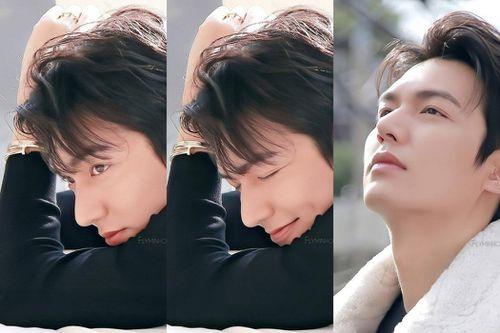 Vẻ ngoài không qua chỉnh sửa của Lee Min Ho