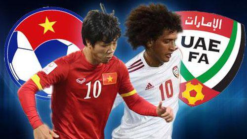 Tuyển UAE mất một loạt trụ cột trước trận gặp Việt Nam