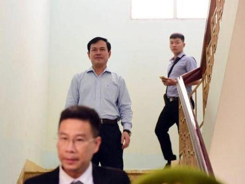 Nguyễn Hữu Linh hầu tòa phúc thẩm sáng nay