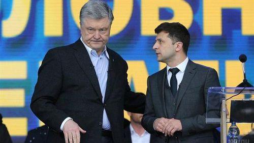 Cựu Tổng thống Petro Poroshenko bị điều tra thu nhập