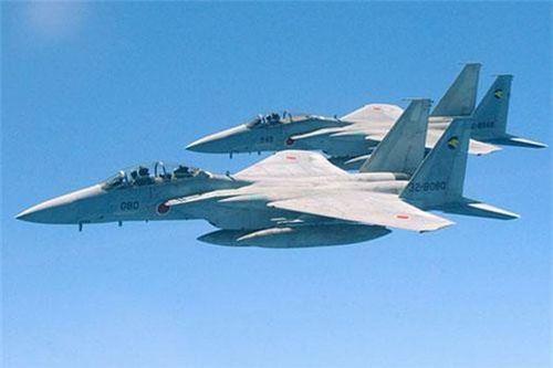 Nhật Bản nâng cấp tiêm kích F-15J 'vượt xa Su-35SK' Trung Quốc