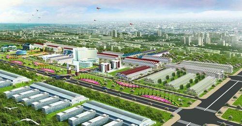 Quảng Nam xây khu đô thị xanh kiểu mẫu rộng 27,96ha