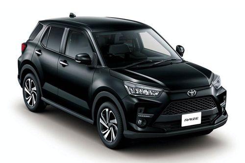 Toyota giới thiệu SUV sử dụng động cơ tăng áp, giá 'mềm'
