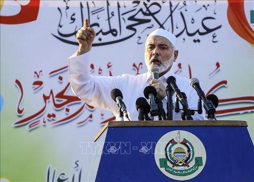 Lãnh đạo Hamas kêu gọi tôn trọng kết quả tổng tuyển cử Palestine