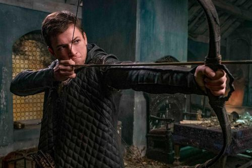 'Robin Hood' (2018) bị chính ngôi sao chỉ trích