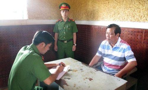 Triệt phá đường dây sản xuất xăng giả của đại gia Trịnh Sướng (Kỳ 1)