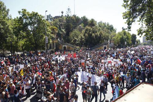 Chile: Các đảng lớn đề nghị cơ chế tham gia soạn thảo hiến pháp mới