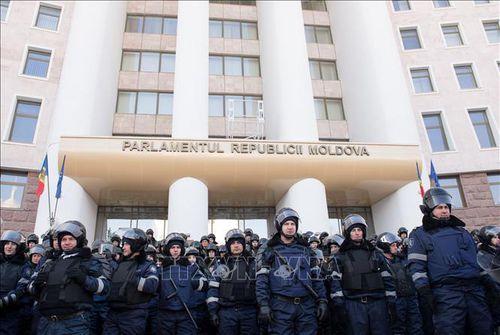 Liên minh cầm quyền ở Moldova bị giải tán