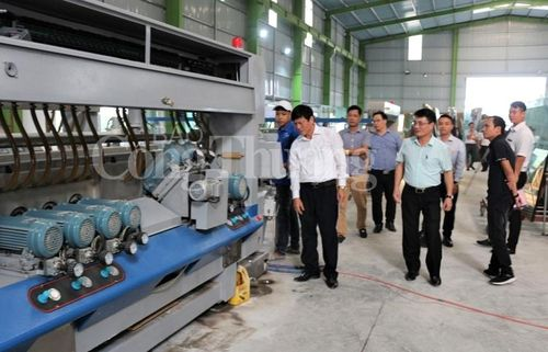 Khuyến công Quảng Bình: Ưu tiên nguồn vốn cho mô hình trình diễn kỹ thuật sản xuất