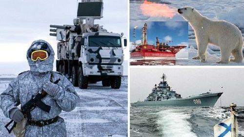 Trái đất nóng lên, Bắc Cực giúp Nga hưởng lợi khổng lồ
