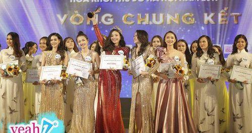 Sinh viên Đại học RMIT đăng quang Hoa khôi Thủ đô 2019 là ai?