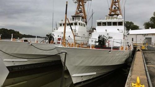 Chính thức trang bị tàu Mỹ, Hải quân Ukraine có mạnh hơn?