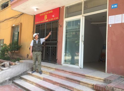 Vi phạm tại chung cư nhà B, phường Xuân Đỉnh: Chưa được xử lý dứt điểm