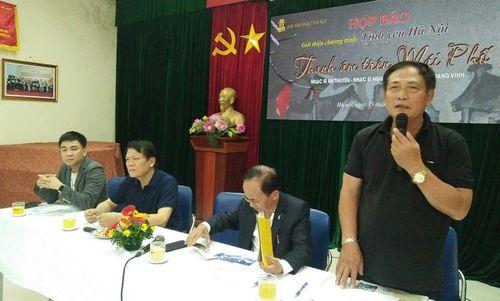 Đêm nhạc vinh danh ba nhạc sĩ An Thuyên, Nguyễn Tiến và Quang Vinh