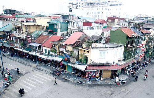 Đề án giãn dân phố cổ Hà Nội: Đột phá từ cơ chế