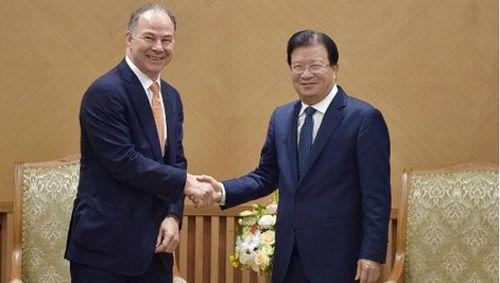 Việt Nam ưu tiên phát triển các nguồn năng lượng từ khí thiên nhiên