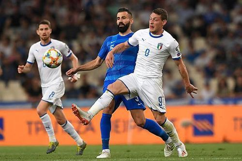 Italy giành 10 trận thắng liên tiếp lần đầu tiên trong lịch sử