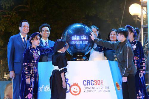 Những bước tiến dài trong thực hiện quyền trẻ em ở Việt Nam
