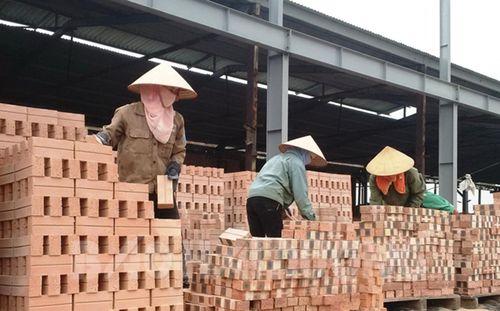 Vật liệu xây dựng làm gia tăng ô nhiễm không khí