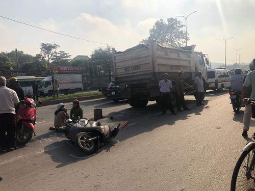 'Hung thần' xe ben cán nữ công nhân chết thảm trên QL 51 tử thần