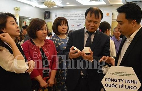 Giao thương, kết nối cung cầu hàng hóa giữa Hà Nội và các tỉnh thành phố năm 2019: Thúc đẩy tiêu thụ sản phẩm địa phương