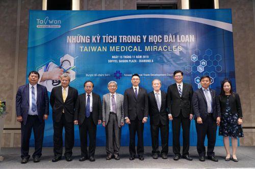 Gần 100 doanh nghiệp tham dự tìm hiểu, kết nối du lịch y tế Đài Loan
