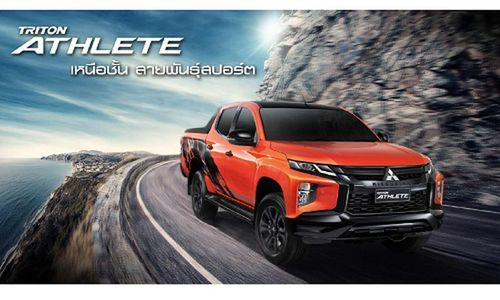 Mitsubishi Triton Athlete từ 795 triệu tại Thái sắp về Việt Nam