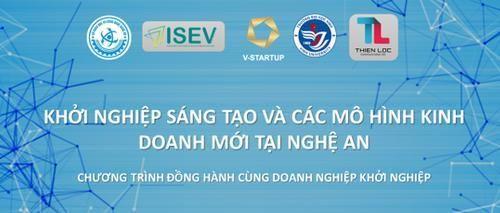 Hội thảo thúc đẩy khởi nghiệp sáng tạo tại Nghệ An