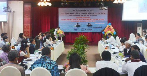 'Thực hành và tín ngưỡng truyền thống hàng hải' khu vực châu Á-Thái Bình Dương