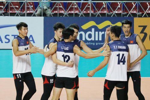 Danh sách đội tuyển bóng chuyền nam của Việt Nam dự SEA Games 30