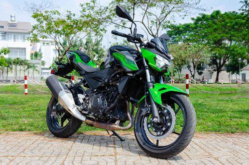 Kawasaki Z400 2019 về Việt Nam giá 149 triệu, cạnh tranh Honda CB300R