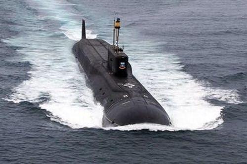 Hải quân Nga sắp nhận biên chế tàu ngầm tiên tiến