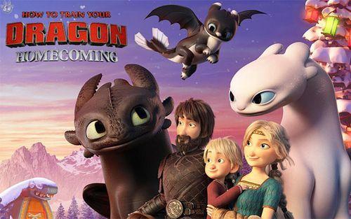 How to Train Your Dragon Homecoming: Con của Hiccup và lý do muốn giết tất cả loài rồng?