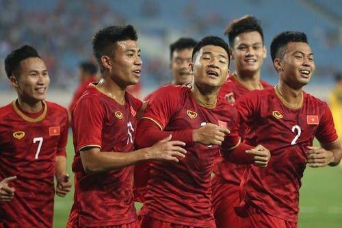 U22 Việt Nam thắng đậm U22 Brunei