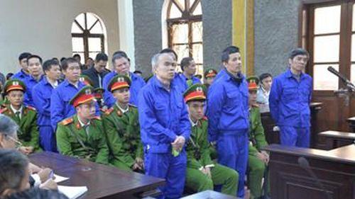 Xử phúc thẩm vụ án đền bù Thủy điện Sơn La: Bi hài lời ngụy biện của các bị cáo