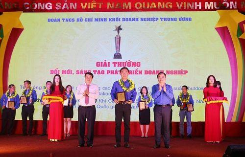 Công trình của tuổi trẻ PV Gas được trao giải thưởng về đổi mới, sáng tạo
