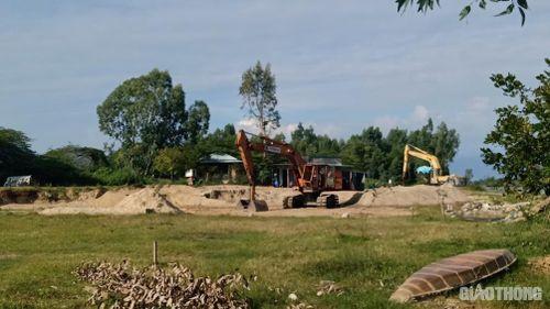 Đà Nẵng: Công an vào cuộc vụ bãi cát 'lờ' lệnh cấm ngang nhiên hoạt động