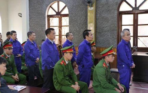 Giảm nhẹ hình phạt một số bị cáo vụ án sai phạm đền bù dự án Thủy điện Sơn La