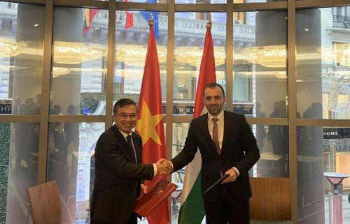 Khóa họp lần thứ 9 Ủy ban Hỗn hợp về hợp tác kinh tế Việt Nam - Hungary
