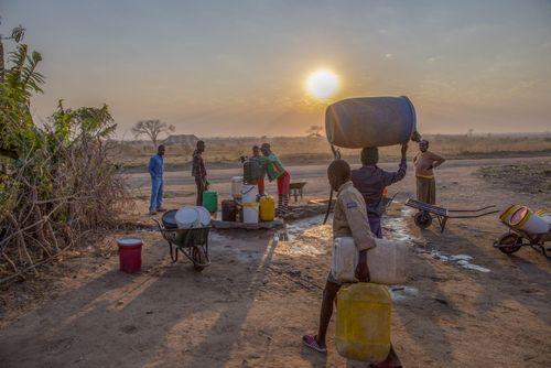 UNESCO triển khai hệ thống theo dõi lũ lụt và hạn hán ở Zimbabwe