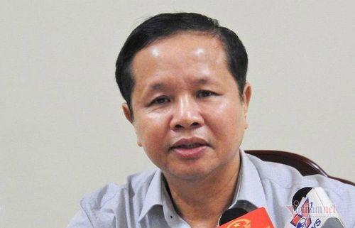 Gian lận thi ở Hòa Bình: Cách chức Giám đốc Sở GD-ĐT đối với ông Bùi Trọng Đắc