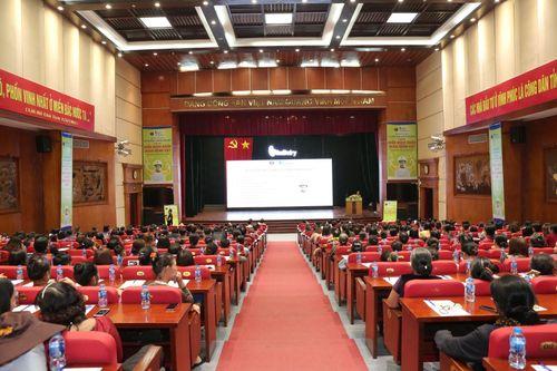 Hội thảo 'Ứng dụng dinh dưỡng miễn giúp trẻ miễn dịch khỏe – giảm bệnh vặt' tại Vĩnh Phúc