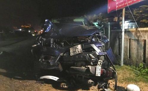 Thêm một nạn nhân tử vong trong vụ xe bán tải đâm hàng loạt xe máy ở Phú Yên