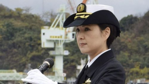 Nhật có nữ hạm trưởng tàu Aegis đầu tiên