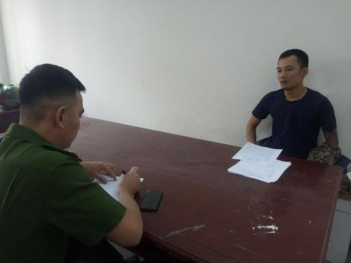 Bắt nhóm thanh niên mang theo dao bầu gây ra hàng loạt vụ cướp ở Quảng Ninh